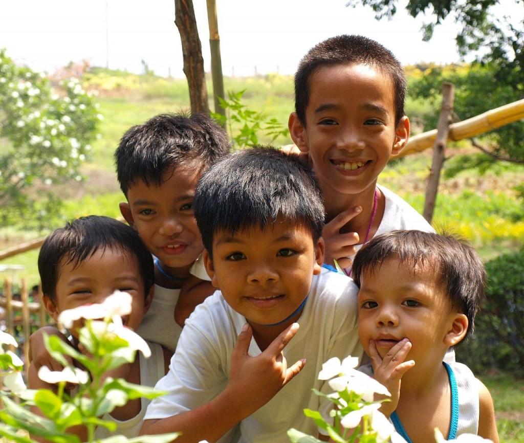 Helfen Sie mit einer Kinderpatenschaft in Asien