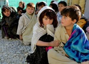 Helfen Sie mit einer Kinderpatenschaft in Afghanistan Kindern in Not