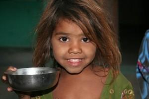 Eine Kinderpatenschaft kann Veränderung bewirken