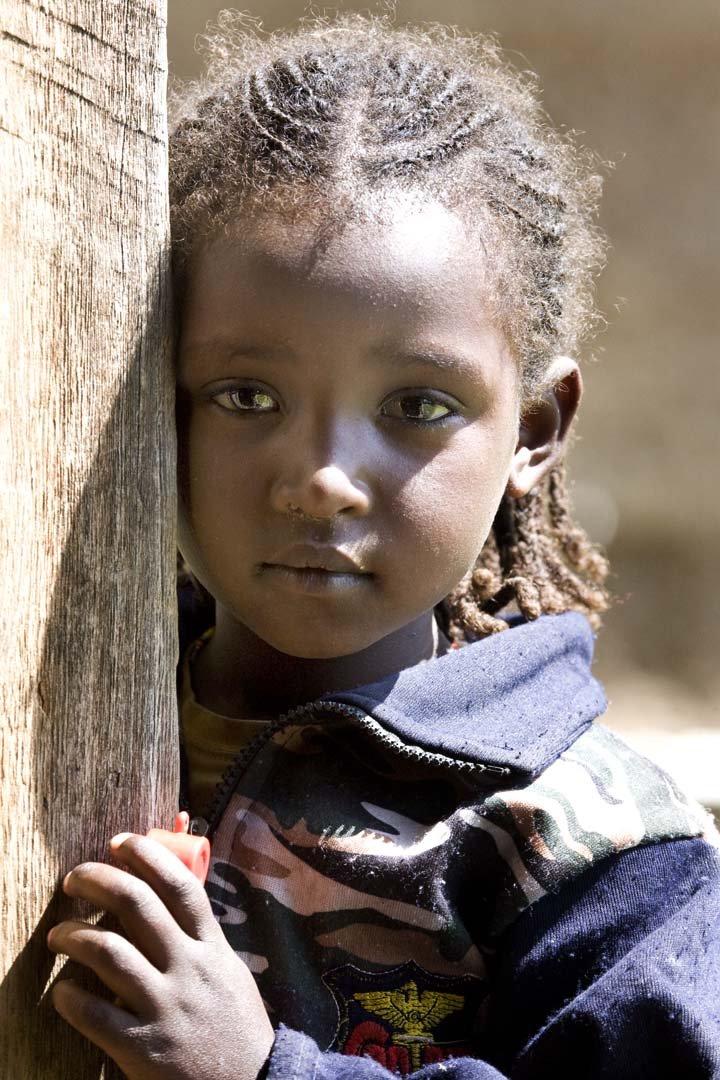Kinderpatenschaft Afrika - Mädchen aus Äthiopien